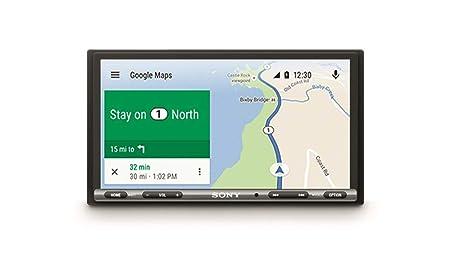 Sony XAV-AX3005DB - Reproductor 2DIN para coche, color negro