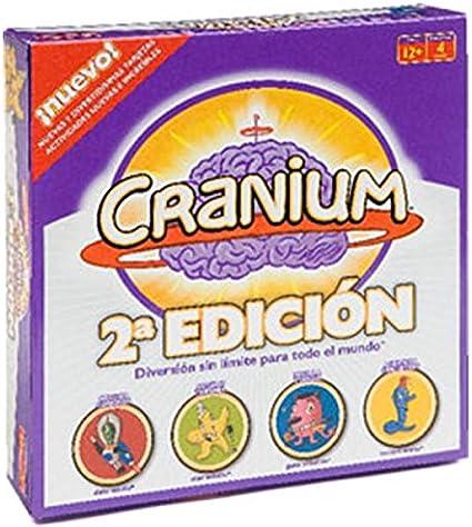 Hasbro Cranium Segunda Edicion: Amazon.es: Juguetes y juegos