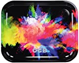 OCB Metal Rolling Tray - Holi (Large)