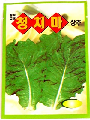 Lettuce Seeds Korean. 2 Pack(4grams-each)