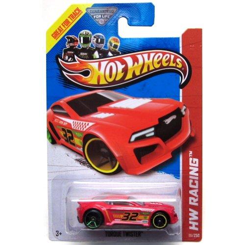 Torque Twister - Hot Wheels HW Racing Thrill Racers Torque Twister 111/250