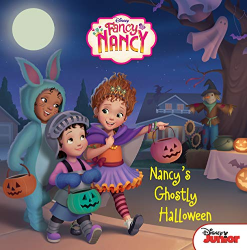 Disney Junior Fancy Nancy: Nancy's Ghostly Halloween]()