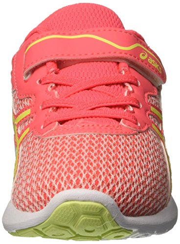 Asics Fuzex Lyte 2 Ps, Zapatillas de Deporte Unisex Niños Rosa (Diva Pink/safety Yellow/white)