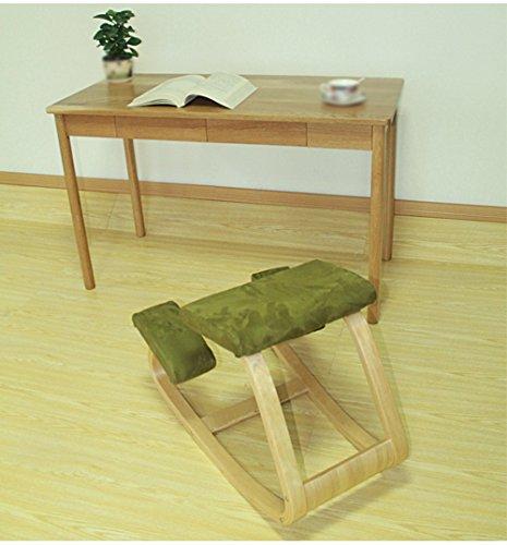 Student Posed Posture Chair / Ergonomic Health Kneeling