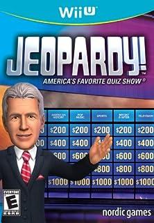 Jeopardy - Nintendo Wii U (B0090PX7T2)   Amazon price tracker / tracking, Amazon price history charts, Amazon price watches, Amazon price drop alerts