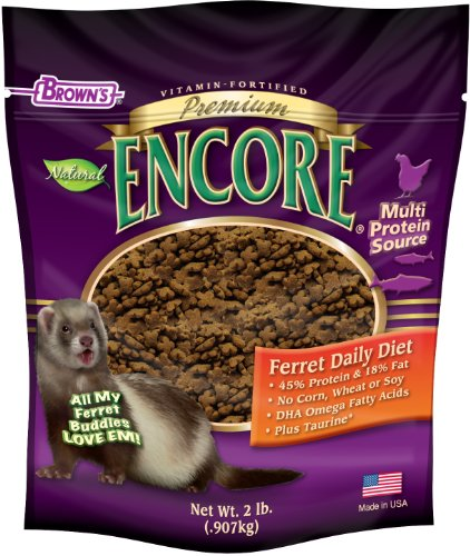 F.M.Brown's Encore Premium Ferret Food