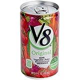 TableTop King Campbell's V8 5.5 oz. Original Vegetable Juice - 48/Case