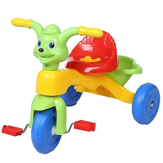 YUMEIGE triciclos Triciclo para niños 1.5-5 años de Edad ...