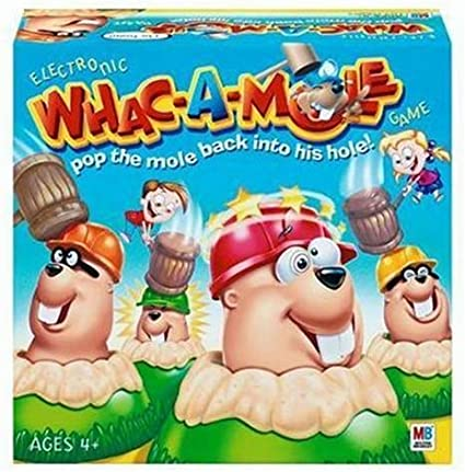 Image result for whack a mole