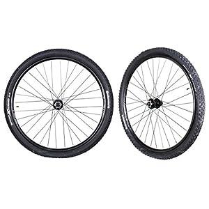 "CyclingDeal WTB SX19 Mountain Bike Bicycle Novatec Hubs & Tires Wheelset 11s 29"" QR"