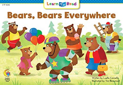 Bears Bears Everywhere (Fun & Fantasy Series)
