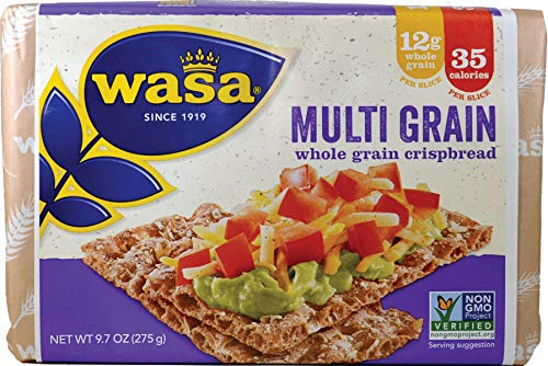 Wasa Multigrain Whole Grain Crispbread, 9.7 ()