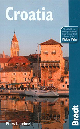 Croatia, 3rd: The Bradt Travel Guide
