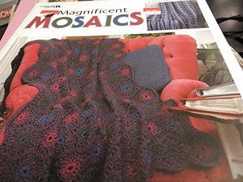 Magnificent Mosaics: 7 Crochet Afghans (Leisure Arts #3392)