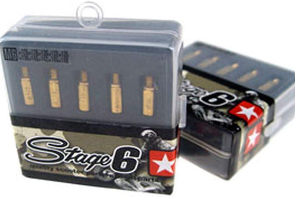 10Stk D/üsenset 5mm 100-120 STAGE6 f/ür PWK M5