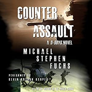 Counter-Assault Audiobook