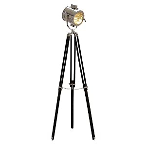 "Generic Urban Designs Studio Light 70"" Decorative Prop Light W Tripod Floor Lamp"