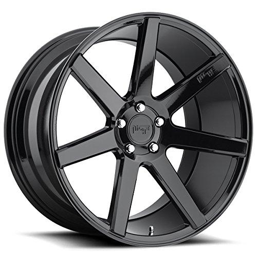 (Niche M168 Verona 20x9 5x114.3 +35mm Gloss Black Wheel Rim)