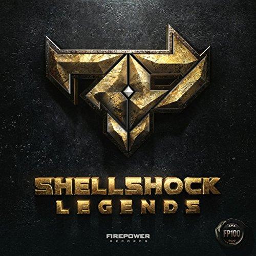 Shell Shock Legends [Explicit]