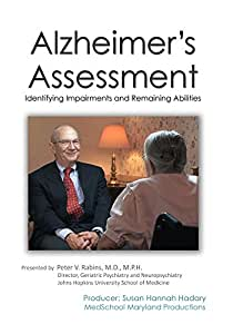 Alzheimer's Assessment: Identifying Impairments and Remaining Abilities