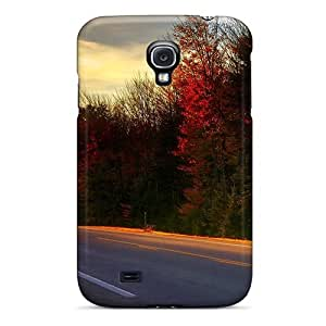 Fashion Tpu Case For Galaxy S4- Heavenly Highway Defender Case Cover