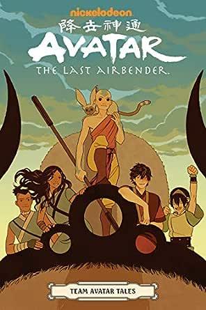 Avatar: The Last Airbender - Team Avatar Tales (English Edition)
