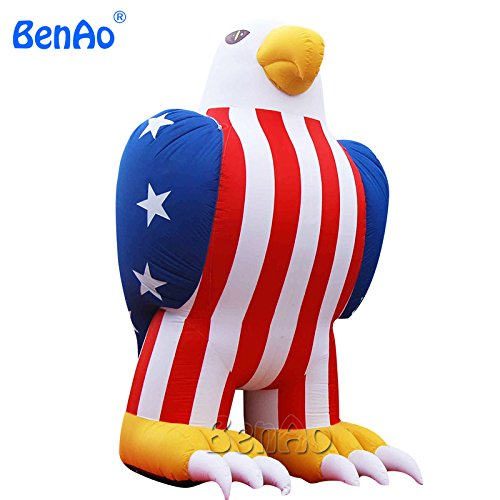 (abc17756520736 Z014 inflatable advertising product Eagle model inflatables for promotion with customized logo inflatable promotional model)