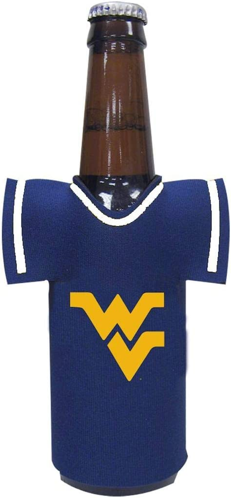 One Size Kolder NCAA West Virginia Bottle Jersey Multicolor