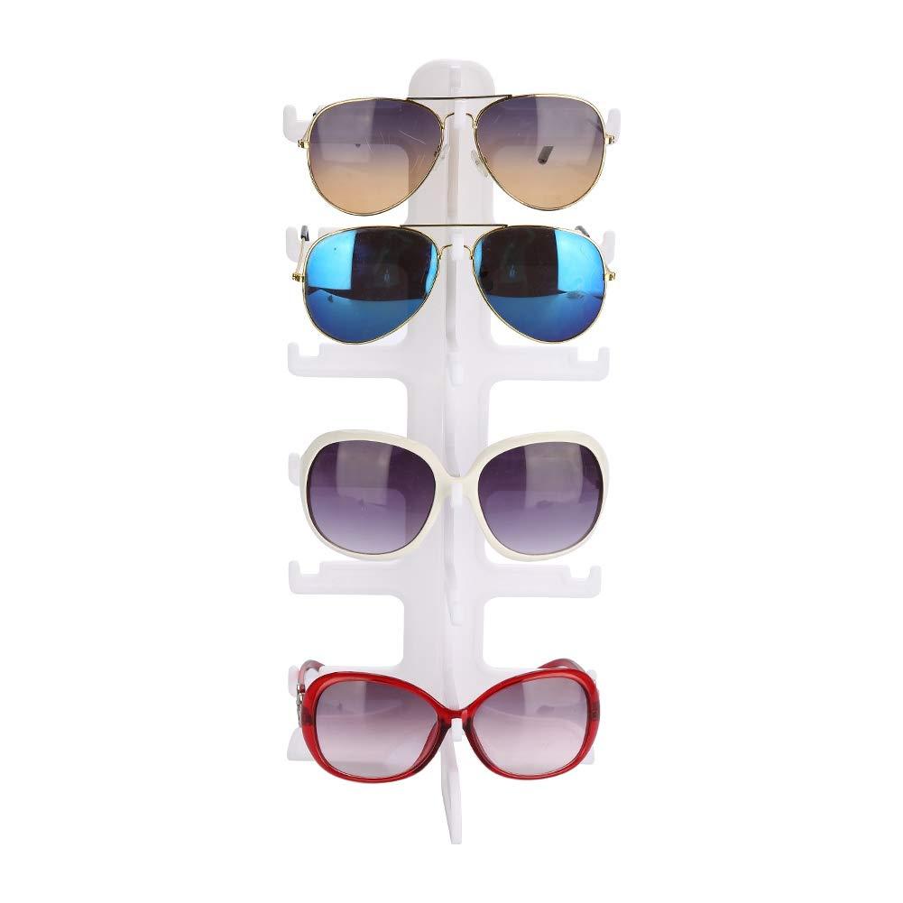 Expositor de gafas, soporte de marco de plástico: Amazon.es ...