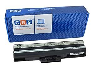 GRS batería para SONY VAIO VGN-SR31M, 4400mAh/49Wh