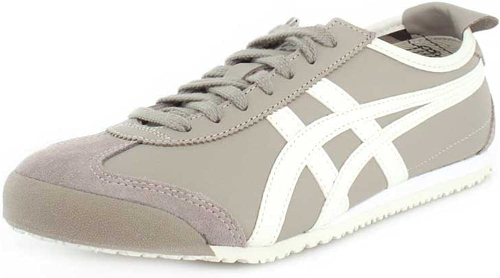 Onitsuka Tiger Mexico 66, Basket à col Bas Homme Moon Rock Vaporous Grey