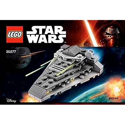 LEGO Star Wars 30277 First Order Star Destroyer Star Wars First Order Star Destroyer - Mini polybag: Toys & Games