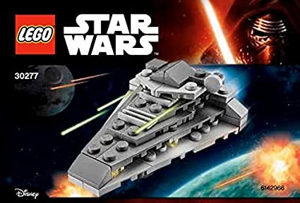 BRAND NEW Lego Star Wars 30056 Imperial Star Destroyer Poly Bag