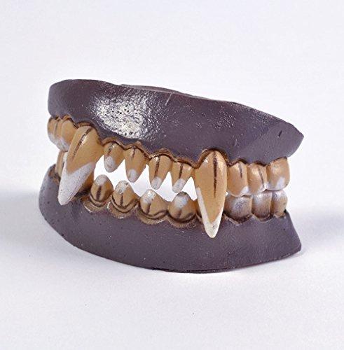Full  (Werewolf Teeth)