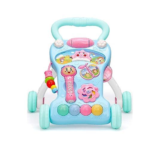 Juguetes Para Bebes De 7 Meses.Caminante Caminador De Trolley Para Bebe Juguete Para Bebe