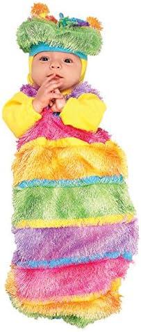 Gusano bebé Disfraz Multicolor: Amazon.es: Juguetes y juegos