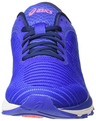 Mujer Blue de para Azul Indigo Dynaflyte Blue White Purple Entrenamiento Zapatillas Asics 2 qYxwUTw81