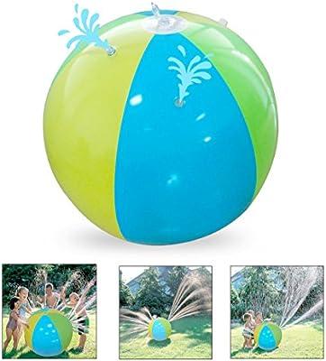 Rociador de agua Bblike para el verano, en diseño de pelota ...