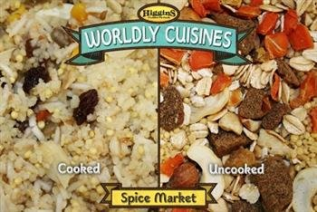 Higgins Pet Food Wordly Cuisines Spice Market 13 Oz Cook, Cool & Serve Food