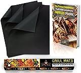 SILICONE BBQ GRILL MAT - ASIN (B01MAYE4BO)