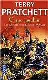 Les annales du Disque-Monde : Carpe Jugulum par Pratchett