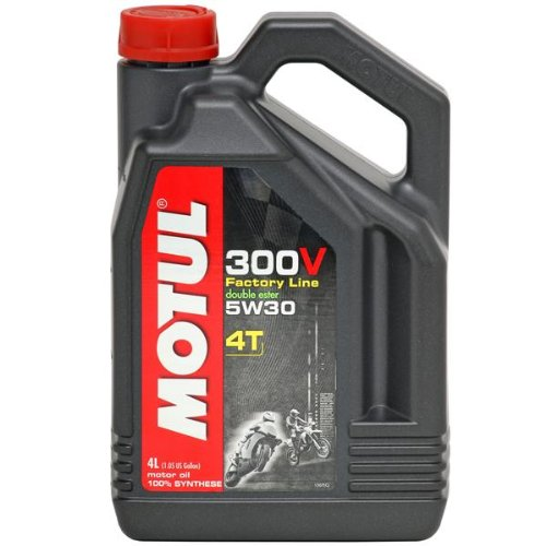 4t Competition Synthetic Oil (Motul 300V 4T Competition Synthetic Oil - 5W30 - 1L. 835911 / 101332)
