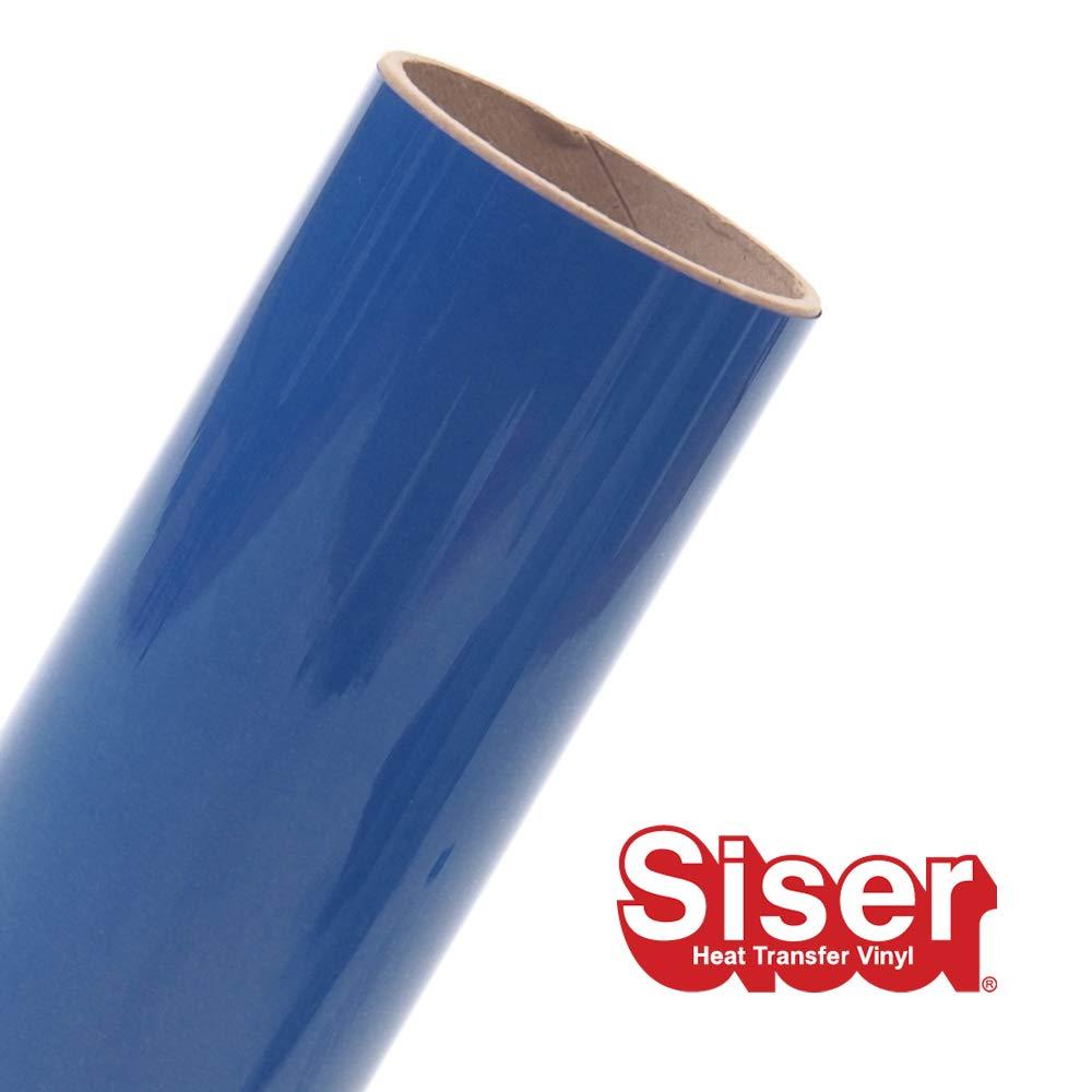 Siser EasyWeed HTV 11.8'' x 30ft - Iron on Heat Transfer Vinyl (Royal Blue)