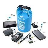 2L Waterproof Dry Bag (Blue)