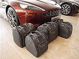 Aston Martin Virage Volante Luggage Baggage Bag Case Set