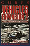 Gurps Vehicles Expansion, EDS Staff, 1556346026