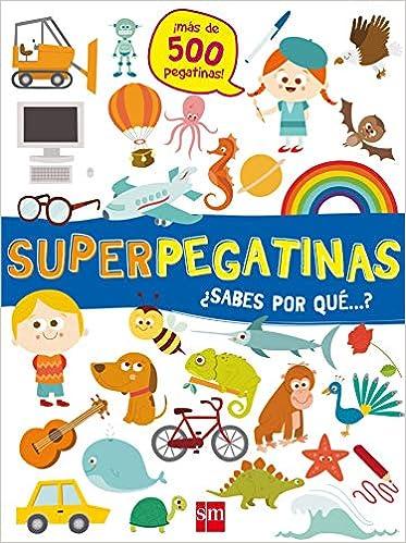 Superpegatinas ¿sabes por qué...?: Amazon.es: De Agostini Libri, Mattia Cerato: Libros