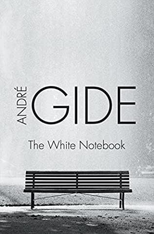 book cover of The White Notebook