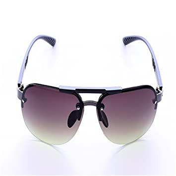 fb681fd7aef4 Hongding Summer Men s Stylish Fashion Driving Men Eyewear Accessories  Sunglasses New Glasses Green  Amazon.co.uk  Kitchen   Home