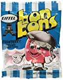 Eiffel Bon Bons 1.25 Ounce 12 Count (Strawberry)